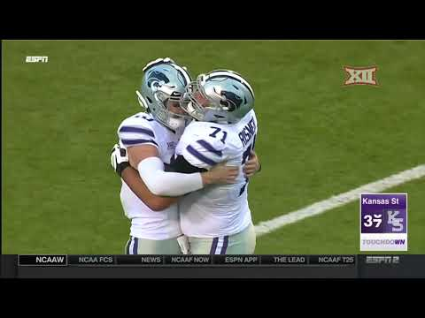 Kansas State vs Oklahoma State Football Highlights