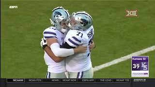Kansas State vs Oklahoma State Football Highlights