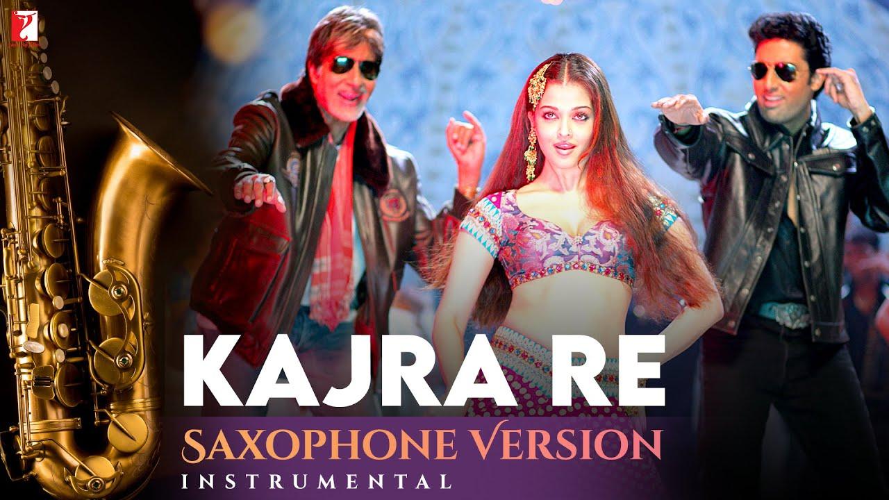 Saxophone Version | Kajra Re | Bunty Aur Babli | Shyamraj | Shankar, Ehsaan, Loy | Gulzar