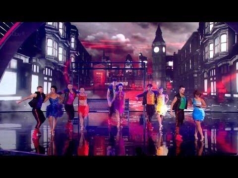 Britains Got Talent Season 8 Semi-Final Round 5 Kings  Queens Dane Troupe
