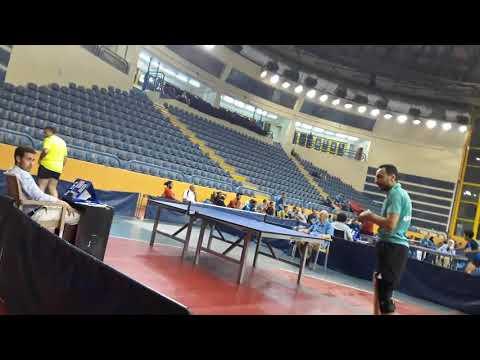 Ahmed Eleraky Vs Ahmed Hamza Egyptian League Of Table Tennis