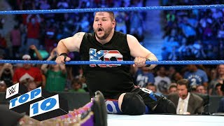 Top 10 SmackDown LIVE moments WWE Top 10 July 25 2017