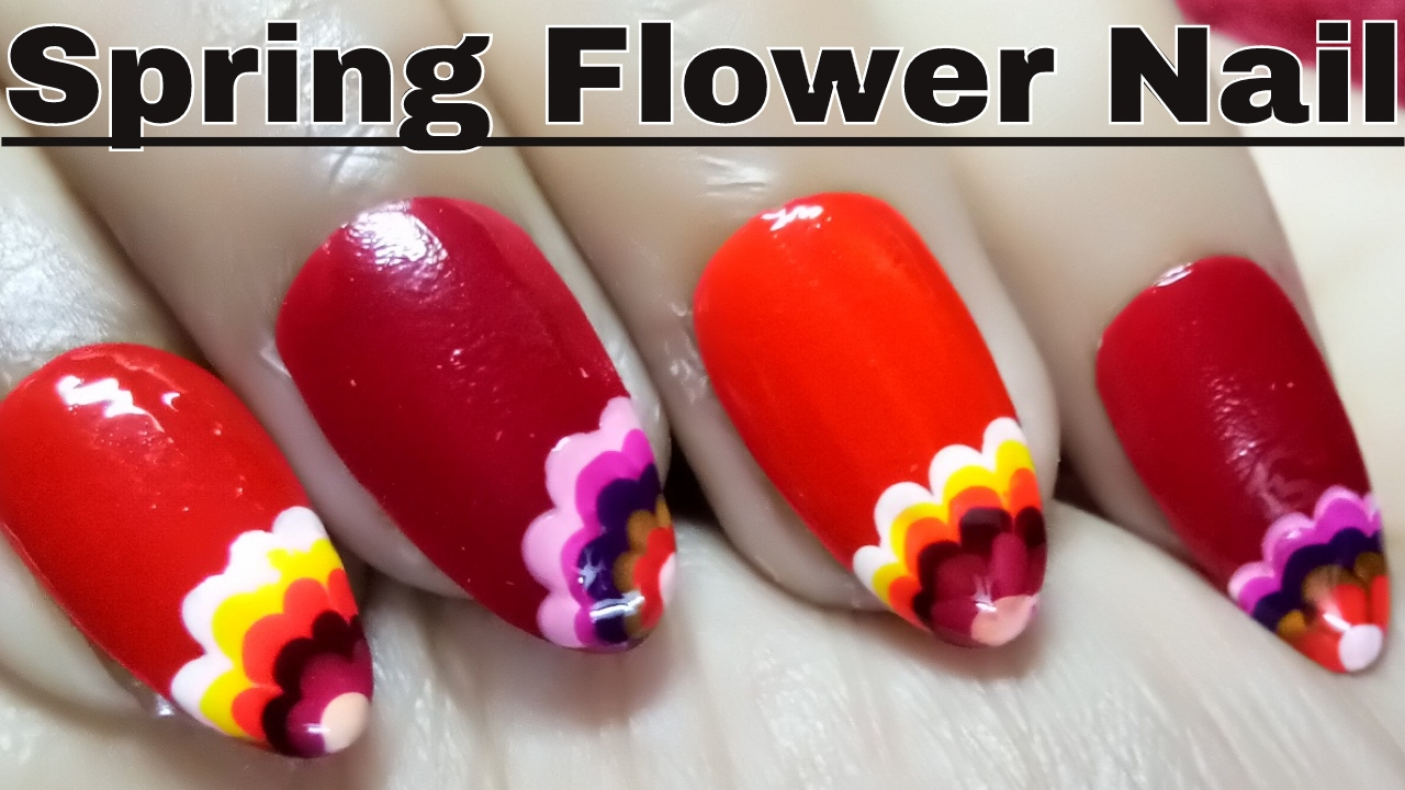 Spring 2017 Nail Colors | Spring Nail Colors and Designs 2017 - YouTube