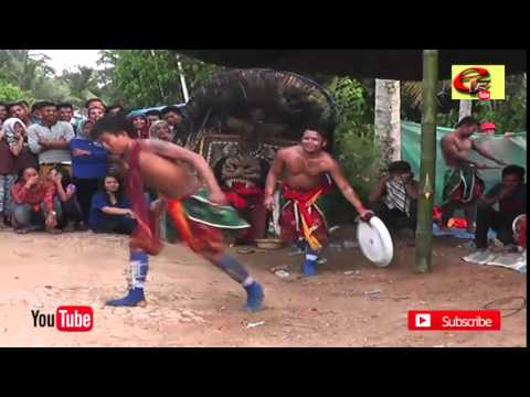 Kuda Lumping - Kuda Kepang - Jarkep - Hiburan Tradisional Suku Jawa Rakyat Indonesia Part 5/5