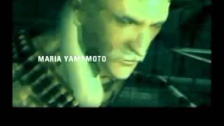 メタルギアソリッド2 サンズオブリバティ OP (字幕付) thumbnail