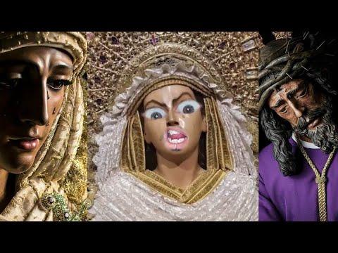 Crítica viral en TikTok a la ausencia de procesiones con Tito y la Tía Pepa