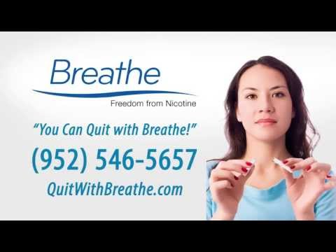 Quit Smoking In 90 Minutes With Breathe Therapy