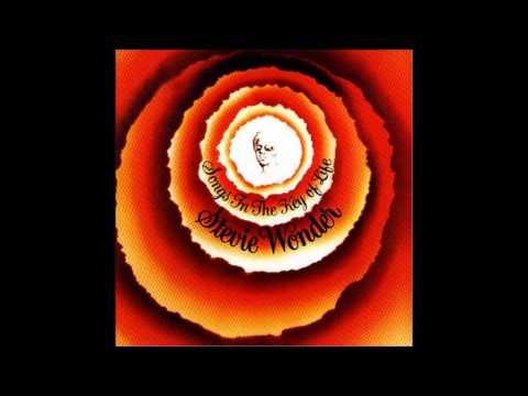 Stevie Wonder - Black Man [1976]