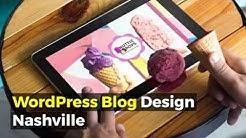 Best Nashville Web Design - WordPress website design Nashville Tennessee