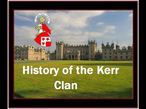 Kerr Clan history