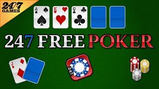 247 Free Poker