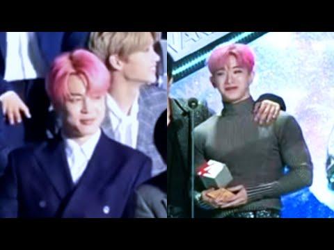 BTS Jin And Jimin Thirsting Over Monsta X Wonho // Highkey Compilation