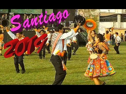 SANTIAGO HUANCAYO 2019
