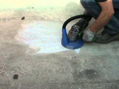 Blastrac BGV-180AV (handheld grinding)