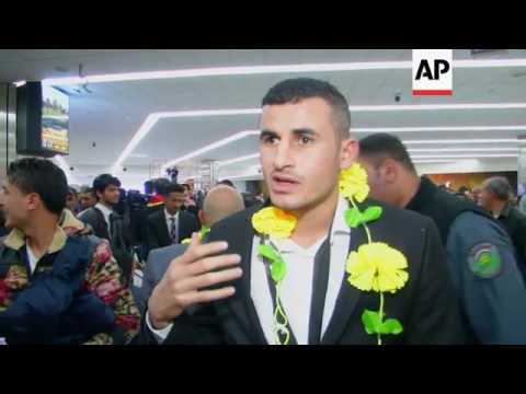 Iraqi footballers book Olympics berth