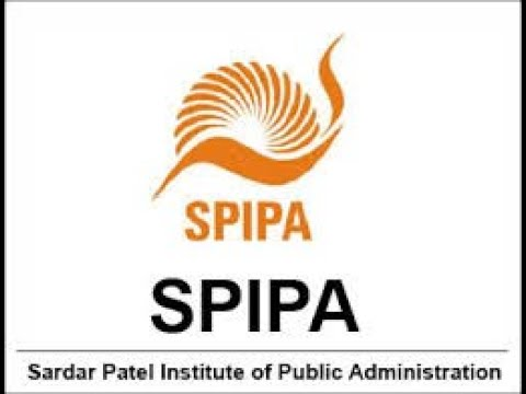 SPIPA question paper.  12-08-2018