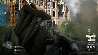 Battlefield 1 on Xeon e5-2667 v3 ES + GTX 1070