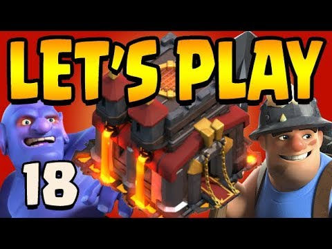 That FREEZE JOURNEY!  TH10 Let's Play ep18 | Clash of Clans