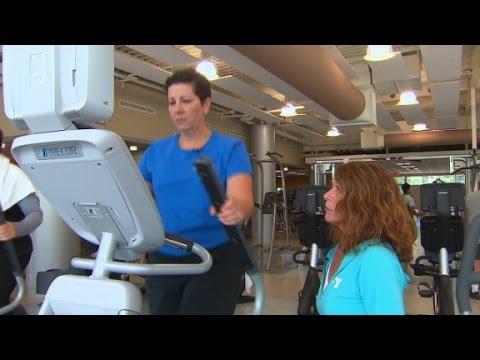 Cancer Survivor Exercises for Health