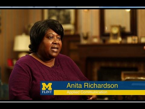 Anita Richardson, MA in Applied Communication