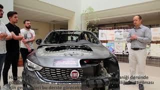 Otomotiv ve Makina Mühendisliği Nedir? Dr  Başar Özkan-Okan Üniversitesi