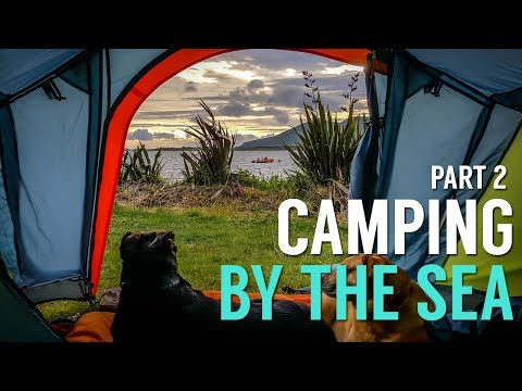 Camping on the Ring of Kerry, Ireland - Ep. 15