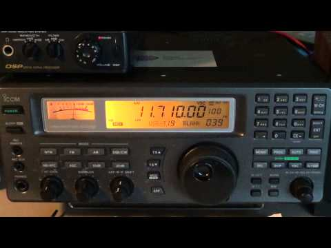 Voice of Korea North Korea 11710 Khz Shortwave