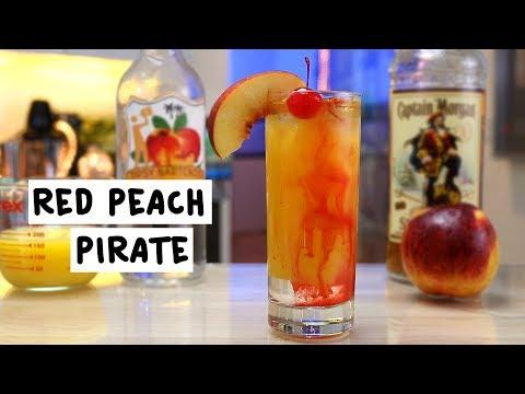 Red Peach Pirate