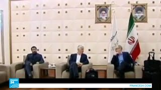 إيران - وصول مفتشي وكالة الطاقة الذرية إلى طهران