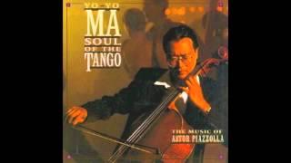 Piazzolla Tango Suite Andante - Yo-Yo Ma