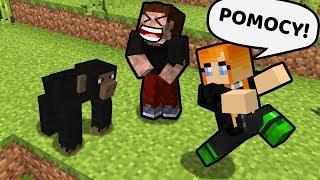 ONA BOI SIĘ MAŁP! :D - Minecraft | ZIO vs NERESSIA