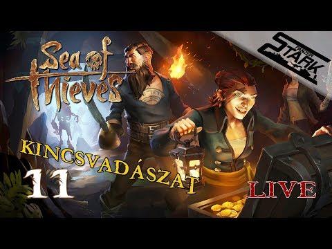Sea Of Thieves - 11.Rész (Kincsvadászat) - Stark LIVE letöltés