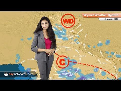 Weather Forecast for Aug 8: Uttarakhand, Rajasthan, Madhya Pradesh and Uttar Pradesh