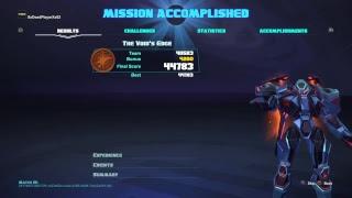 Battleborn story mode gameplay pt 2