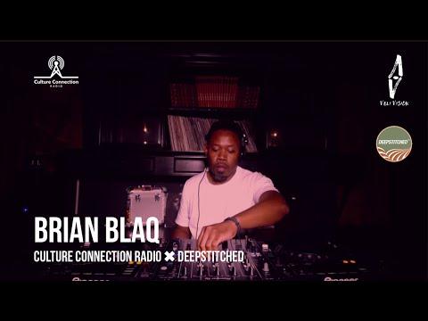 BRIAN BLAQ | Deep House Set in Pretoria, South Africa