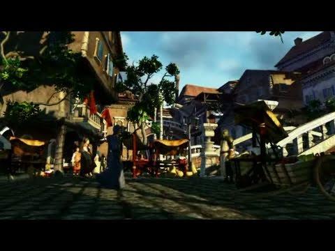 Venetica PC Games Trailer - GC 2008: Powers