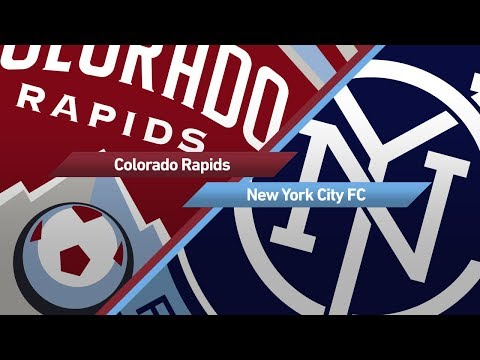 Highlights: Colorado Rapids vs. New York City FC | September 16, 2017