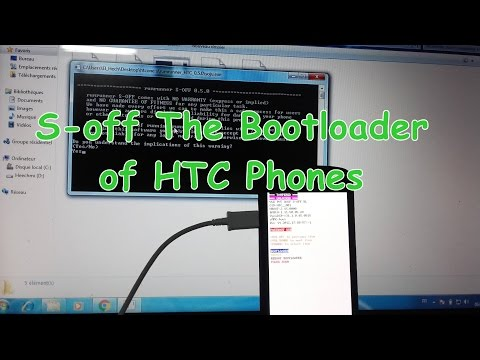 How To Get S-OFF on HTC One S and other HTC phones 100% working!