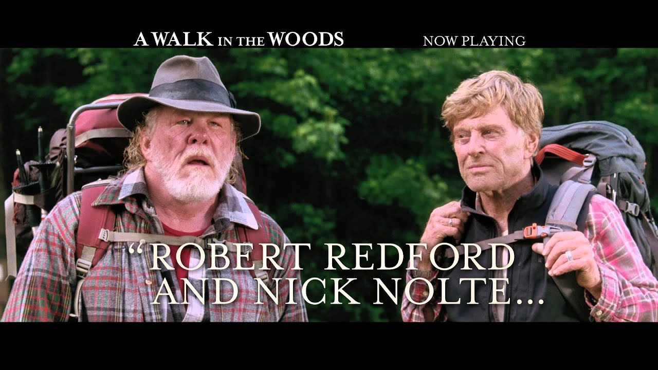 A Walk In The Woods- 'Review' TV Spot