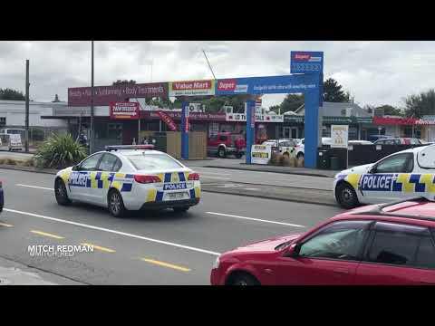 Christchurch NZ Mosque Shooting - March 2019