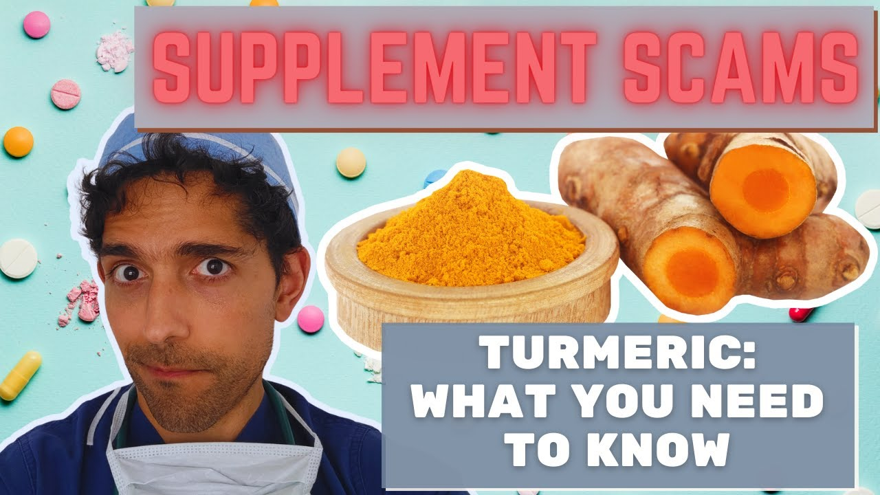 Turmeric scams! What you need to know