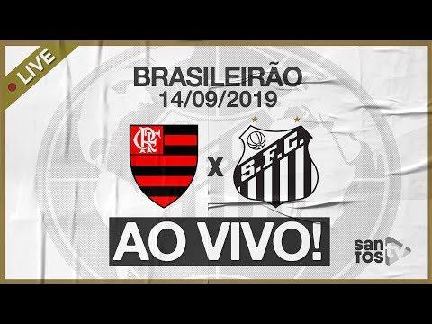 AO VIVO: FLAMENGO X SANTOS | NARRAÇÃO | BRASILEIRÃO (14/09/19)