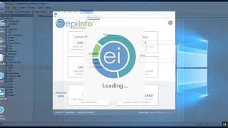 Introduction  to Epi Info-I screenshot 4