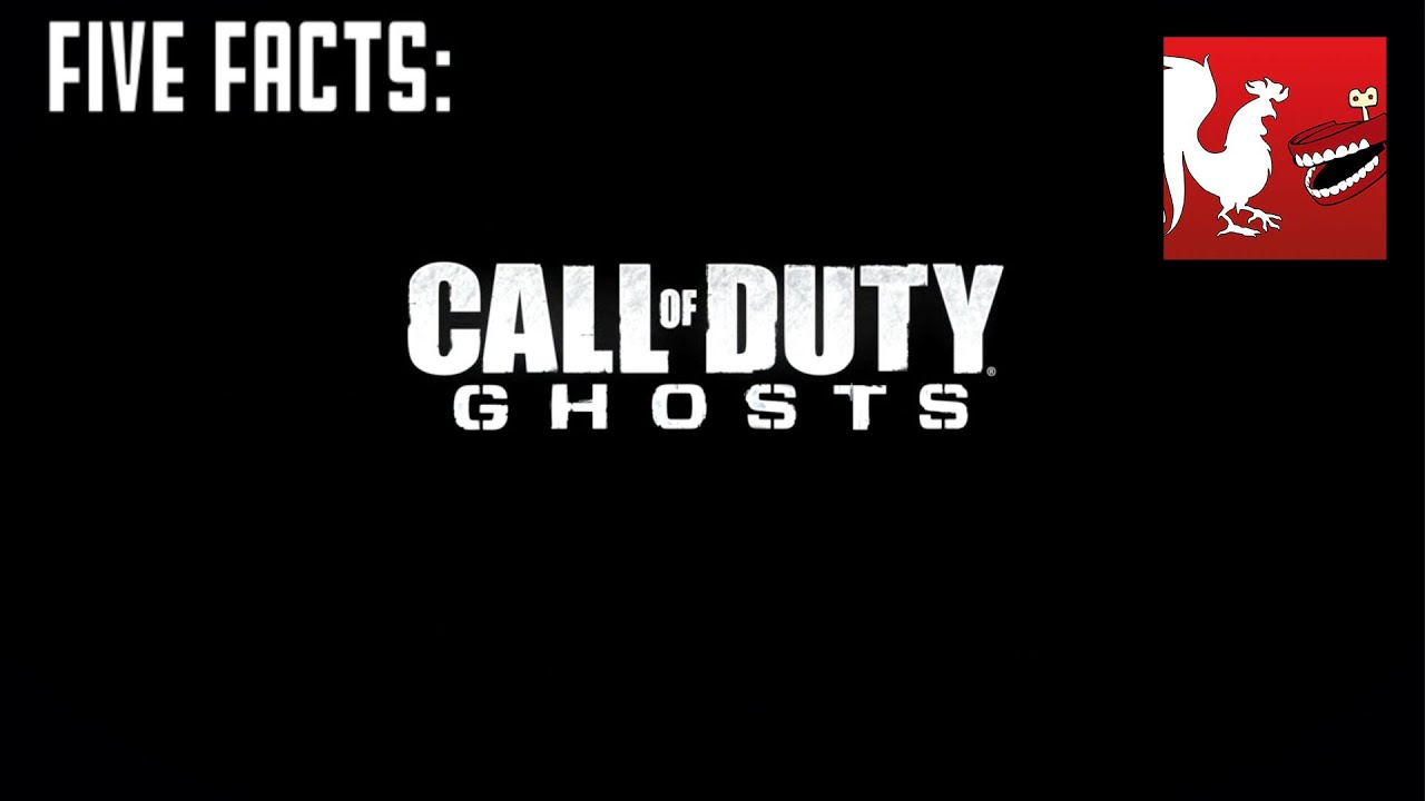 Five Facts Call Of Duty Ghosts Rooster Teeth Youtube