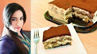 Tiramisu in Indian kitchen | Classic Italian Dessert Recipe | By Neetu Suresh