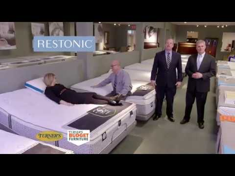 BLACK FRIDAY SPECIAL! Restonic Free Boxspring Event! - YouTube