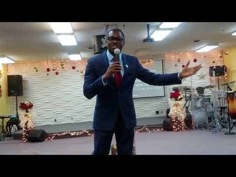 Power of the dream - Brother Sola Oguntunde (RCCG LIVING SPRING ALLENTOWN PA)