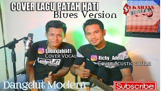 Patah Hati Jazz. .Richy Adella Cover Blues Jazz.. Syahdune luuuurr..