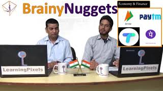Brainy Nuggets Current Affairs Economy and Finance