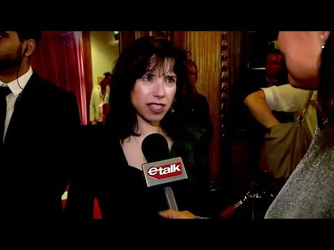 Sally Hawkins gets emotional talking about THE SHAPE OF WATER etalk